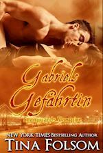 Gabriels Gefahrtin (Scanguards Vampire - Buch 3) (Scanguards Vampire, nr. 3)
