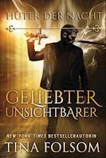 Geliebter Unsichtbarer (Huter Der Nacht - Buch 1) (Huter Der Nacht, nr. 1)