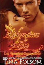 La Redemption de Zane (Les Vampires Scanguards, nr. 5)