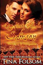 La Mortal Amada de Samson (Vampiros de Scanguards, nr. 1)