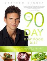 The 90-day Raw Food Diet