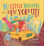 10 Little Monsters Visit New York City (10 Little Monsters)