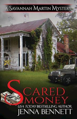 Bog, paperback Scared Money af Jenna Bennett
