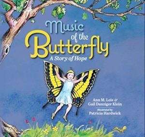 Bog, hardback Music of the Butterfly af Gail Klein