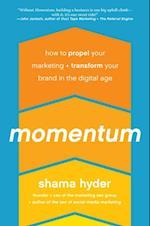 Momentum af Shama Hyder