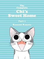 The Complete Chi's Sweet Home 1 (Chi's Sweet Home)