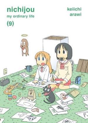 Bog, paperback Nichijou My Ordinary Life 9 af Keiichi Arawi