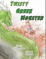 Twisty Green Monster