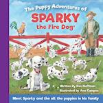 The Puppy Adventures of Sparky the Fire Dog (Sparky the Fire Dog)