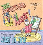 The Adventures of Mimi the Artist (Mimis New Friends, nr. 2)