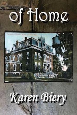 Bog, paperback Of Home af Karen Biery
