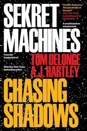 Bog, paperback Sekret Machines Book 1 af Tom Delonge, Aj Hartley