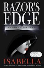 Razor's Edge (American Yakuza, nr. 3)