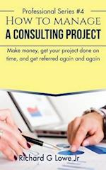How to Manage a Consulting Project (Business Professional, nr. 4)