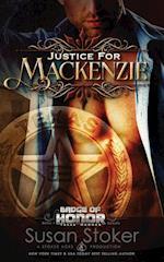 Justice for MacKenzie af Susan Stoker
