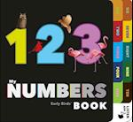 My Numbers Book (Earlybirds)