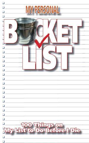 Bog, paperback My Personal Bucket List