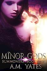 Minor Gods af A. M. Yates