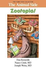 The Animal Side: Zootopia!: The Funny Side Collection