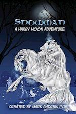 Snowman af Mark Andrew Poe