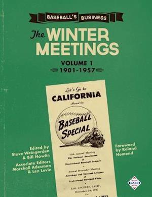 Bog, paperback Baseball's Business af Steven Weingarden