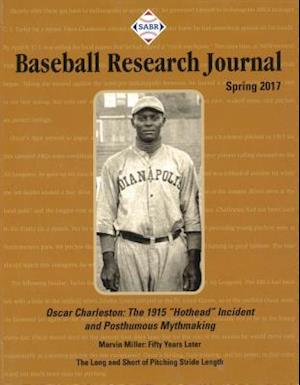 Bog, paperback Baseball Research Journal (Brj), Volume 46 #1 af Society for American Baseball Research (