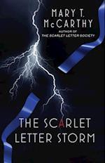 Scarlet Letter Storm af Mary T. Mccarthy