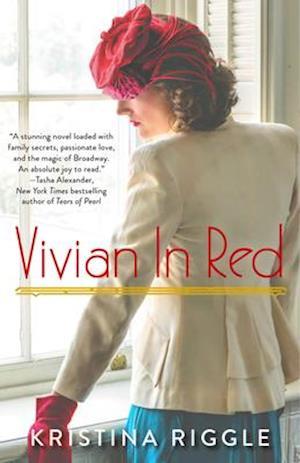 Vivian In Red af Kristina Riggle