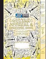 Guitar Journal and Homework Book (Yellow)