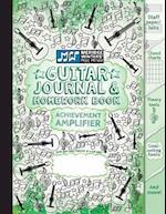 Guitar Journal and Homework Book (Green)