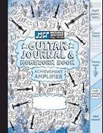 Guitar Journal and Homework Book (Blue)
