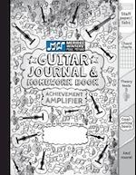 Guitar Journal and Homework Book (Black)