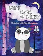 Bedtime Prayers for Children, Illustrated with Adorable Animals