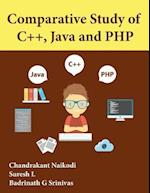 Comparative Study of C++, Java and PHP