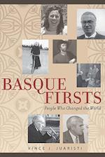 Basque Firsts af Vince J. Juaristi