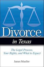 Divorce in Texas (Divorce in)