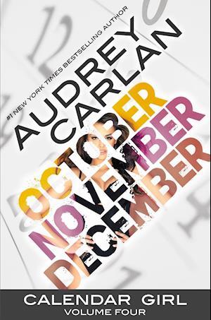 Bog paperback Calendar Girl: Volume Four af Audrey Carlan
