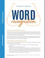 Word Recognition Quick Reference Guide