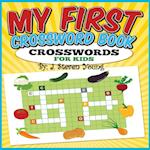 My First Crossword Book: Crosswords for Kids af J. Steven Young