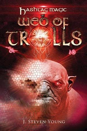 Bog, hæftet Web of Trolls af J. Steven Young