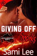 Giving Off Sparks af Sami Lee
