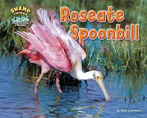 Bog, hardback Roseate Spoonbill af Ellen Lawrence