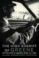 The High Sheriff of Greene