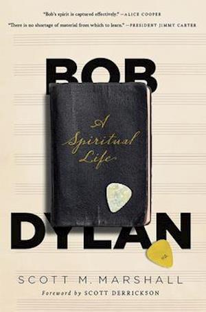 Bog, hardback Bob Dylan af Scott M. Marshall