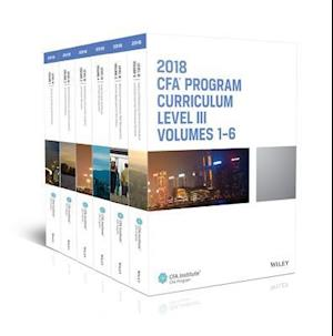 CFA Program Curriculum 2018 Level III