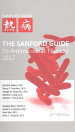 The Sanford Guide to Antimicrobial Therapy 2017 (Sanford Guide)