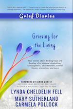 Grief Diaries af Mary Sutherland, Carmela Pollock, Lynda Cheldelin Fell