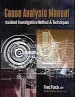 Cause Analysis Manual