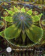 Flower of Life - Emerald Butterfly Flower