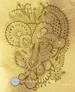 Flower of Life - Henna Flower